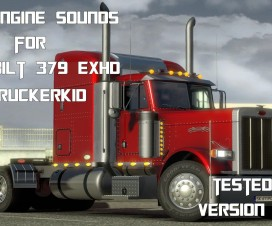 new engine sounds for peterbilt 379 exhd 1