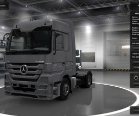 Real Mercedes Logo | ETS 2 Mods