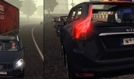 Volvo XC60 Traffic | ETS 2 Mods