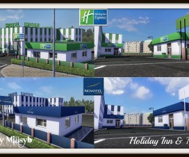 Holiday Inn & Novotel Hotel Skin | ETS 2 Mods