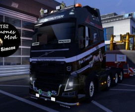 New Volvo FH Truck: Fast | ETS 2 Mods