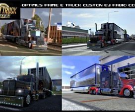 Optimus Prime | ETS 2 Mods