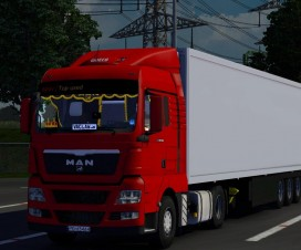 MAN TGX | ETS 2 Mods