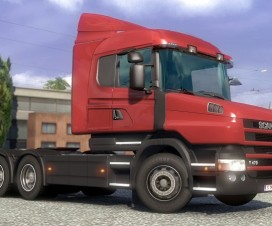 Scania T 1.15 | ETS 2 Mods