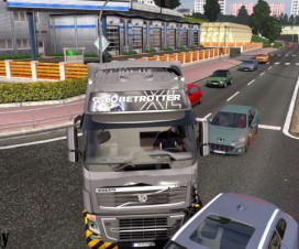 Volvo 2009 Crash v1 | ETS 2 Mods
