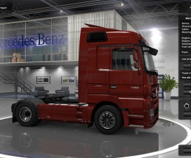 Extra - Small dealer and showroom | ETS 2 Mods