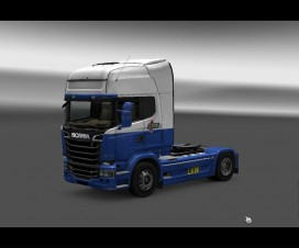 LKWLog Scania Streamline | ETS 2 Mods
