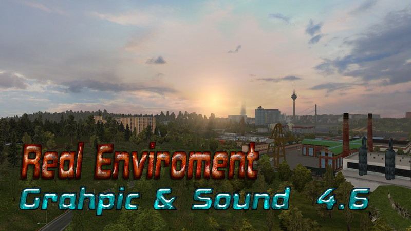 real enviroment graphic sound mod
