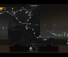 RO Map Add-On v3.9 | ETS 2 Mods