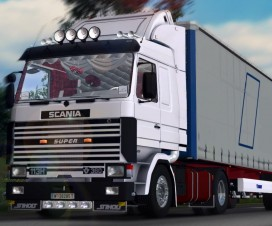 Scania 113H 360 | ETS 2 Mods