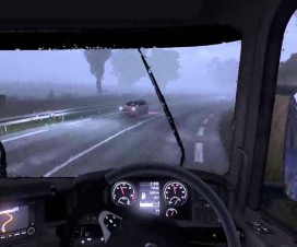 Scania Improved Horn Sound | ETS 2 Mods