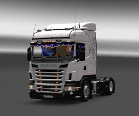 Scania R420 | ETS 2 Mods