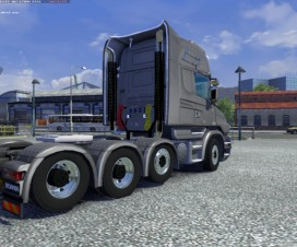Scania T Longline reworked by Henki Final | ETS 2 Mods