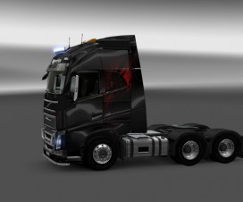 Volo FH 16 2012 Skin | ETS 2 Mods