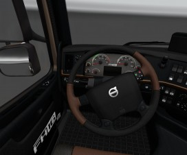 Volvo Fh 2009 Luxury Interior | ETS 2 Mods
