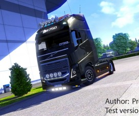 Volvo FH 2012 Tuning Pack | ETS 2 Mods