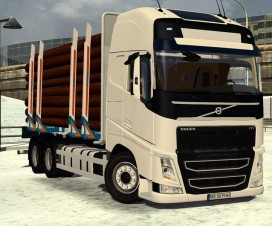 Volvo FH Logger Edition | ETS 2 Mods