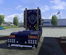 Accessory Pack Scania T | ETS 2 Mods