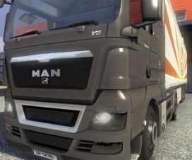Dark Lights for MAN TGX | ETS 2 Mods