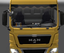 MAN Interior Tuning | ETS 2 Mods