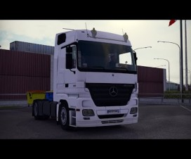 Mercedes Benz Actors 1.16
