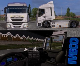 Iveco Stralis Tuning | ETS 2 Mods