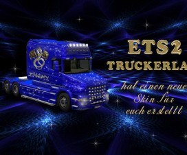 Scania T new Skin | ETS 2 Mods