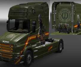 Scania T Skin Pack 2 | ETS 2 Mods