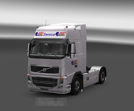 Skin for Volvo FH 2009 Nad-Ress | ETS 2 Mods