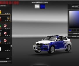 BMW X6 1.16.x | ETS 2 Mods