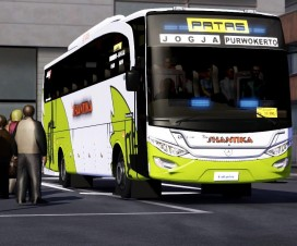Bus + Jetbus 2 HD + Sound + Skins + Interior 2015 | ETS 2 Mods