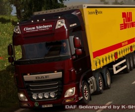 DAF 106 Solarguard by K-Shoe | ETS 2 Mods