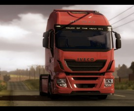 Disabling the wind noise | ETS 2 Mods
