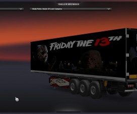 Friday The 13th v1 | ETS 2 Mods