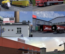 Real Hungarian Companies | ETS 2 Mods