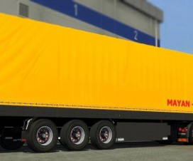 Mayan Kogel Trailer v1 | ETS 2 Mods