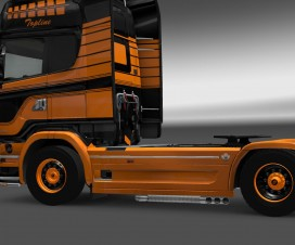 Mega Pack Wheels Bicolor 1.16.x | ETS 2 Mods