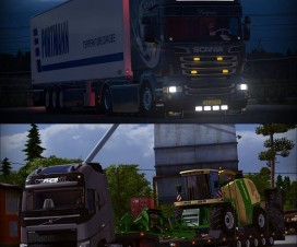 New Loading Screenshot v1 | ETS 2 Mods