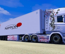 Nippon Truck Trailer | ETS 2 Mods