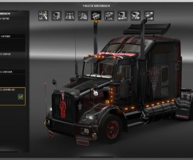 Kenworth PinStripes v2 | ETS 2 Mods