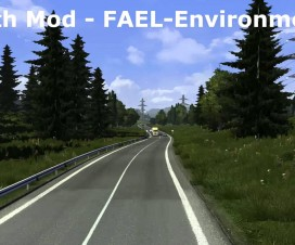 Realistic Visuals v2.2 | ETS 2 Mods