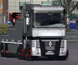 Renault Magnum Recovery | ETS 2 Mods