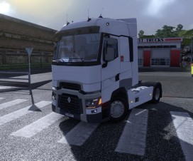 Renault Range T – Turbo squid model | ETS 2 Mods