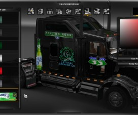 Rolling Rock Beer Set v1 | ETS 2 Mods