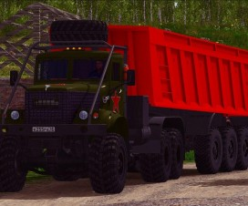 Russian Trailer Pack v1.16 | ETS 2 Mods