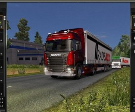 Scania R Gearbox and Motor | ETS 2 Mods
