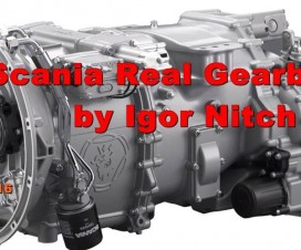 scania real gearbox 1