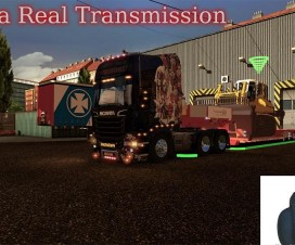 scania real transmission 1
