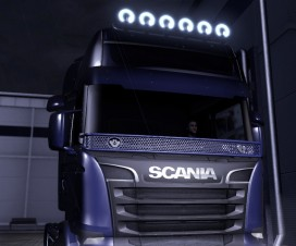 Scania Streamline disk-grid | ETS 2 Mods