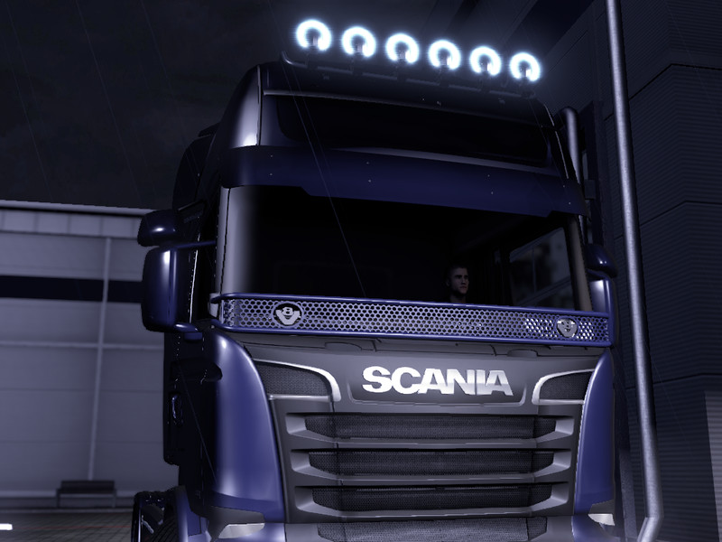scania streamline scheibengitter